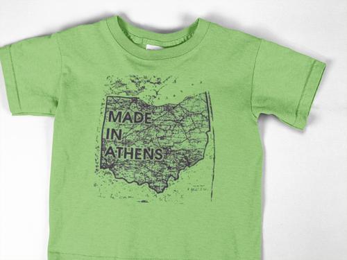 Made in Athens Toddler T-Shirt