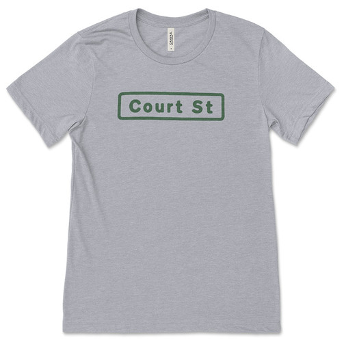 Grey Court Street Sign T-Shirt
