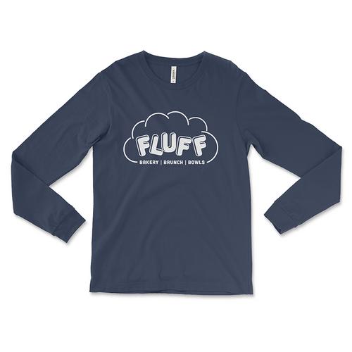 Fluff Long-Sleeved T-Shirt