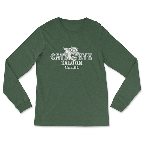 Cat's Eye T-Shirt Long Sleeve