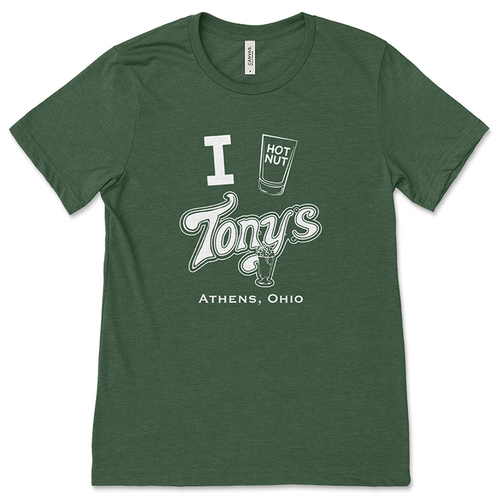 Tony's Tavern Hot Nut Short Sleeve T-Shirt