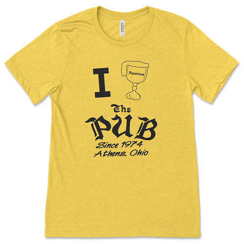 The Pub Aquarium Short Sleeve T-Shirt