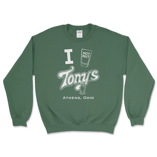 "Tony's Tavern ""Hot Nuts"" Crewneck Sweatshirt"