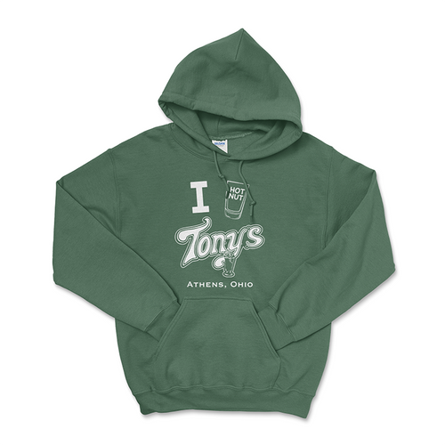 "Tony's Tavern ""Hot Nuts"" Hoodie"