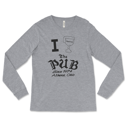 The Pub Aquarium Long Sleeve T-Shirt