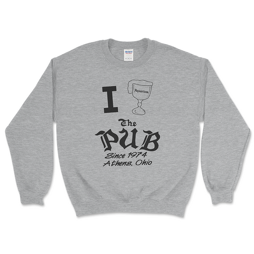 The Pub Aquarium Crewneck Sweatshirt