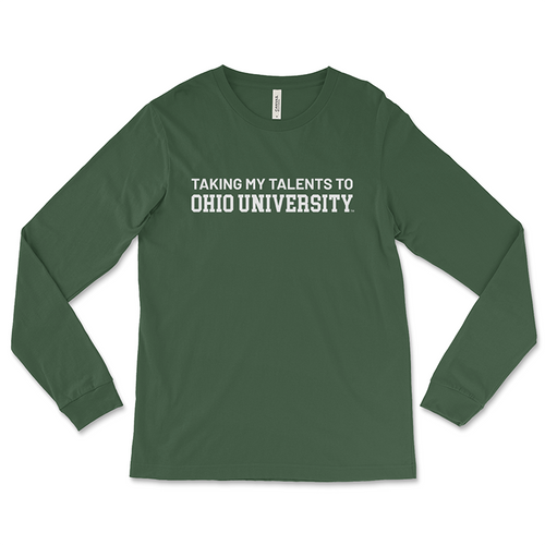 Taking My Talents Long-Sleeved T-Shirt