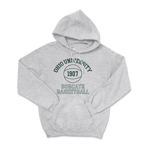 Bobcat Basketball Hoodie