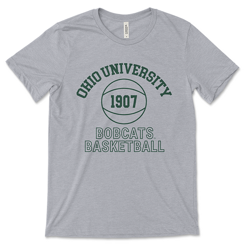 Bobcat Basketball T-Shirt