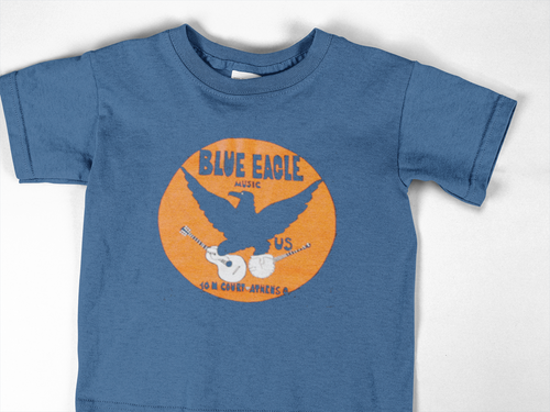 Blue Eagle Music Indigo Youth T-Shirt
