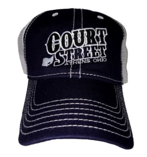 Court Street Trucker Hat