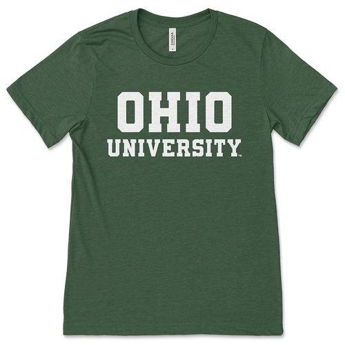 Ohio University Classic Green T-Shirt