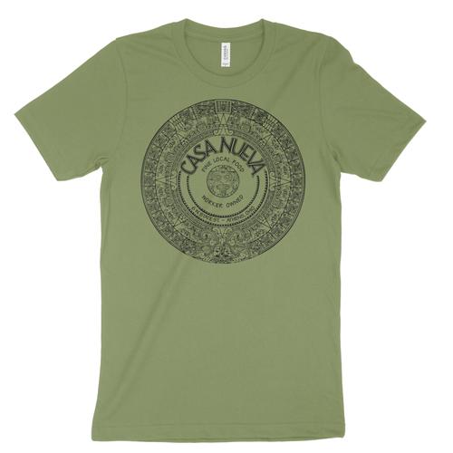 Casa Nueva -Green T-Shirt