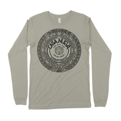 Casa Nueva Heather Stone Long-Sleeved T-Shirt
