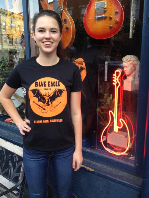 Blue Eagle Music Halloween T-Shirt