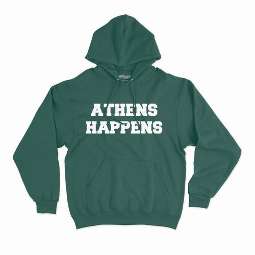 Athens Happens Hoodie