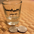 The Union Shot Glass with Quarters