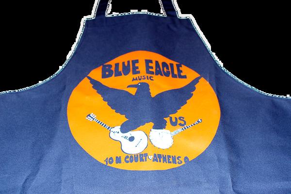 Blue Eagle Music Apron Detail