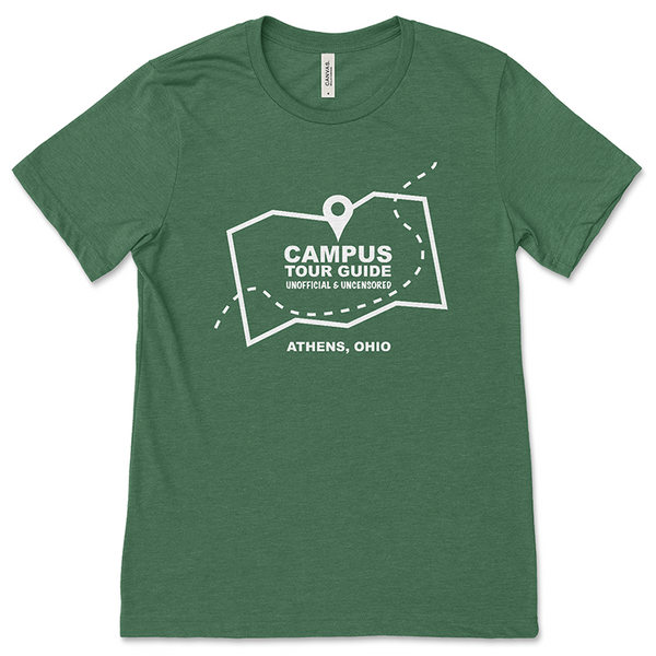 Campus Tour Guide T-Shirt