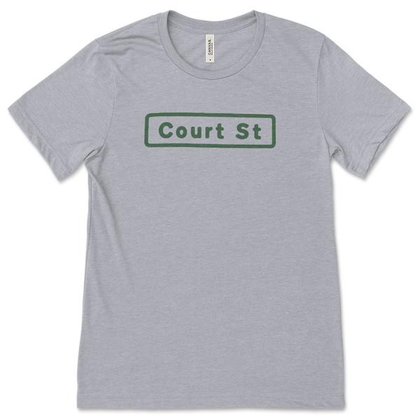 Grey Court Street Sign T-Shirt