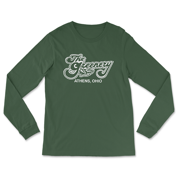 The Greenery T-Shirt Long Sleeve