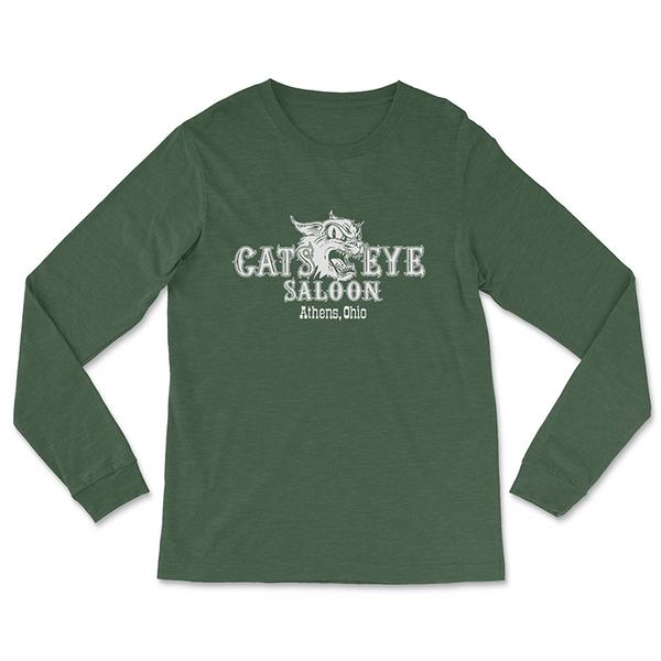 Cat's Eye T-Shirt Long Sleeve
