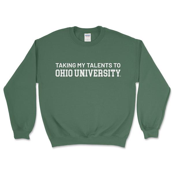 Taking My Talents Crewneck Sweatshirt