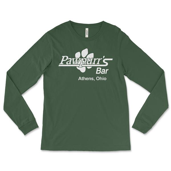 Pawpurr's Long-Sleeved T-Shirt