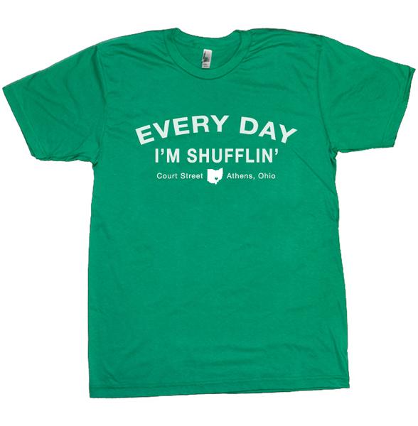 Court Street T-Shirt, Athens Ohio