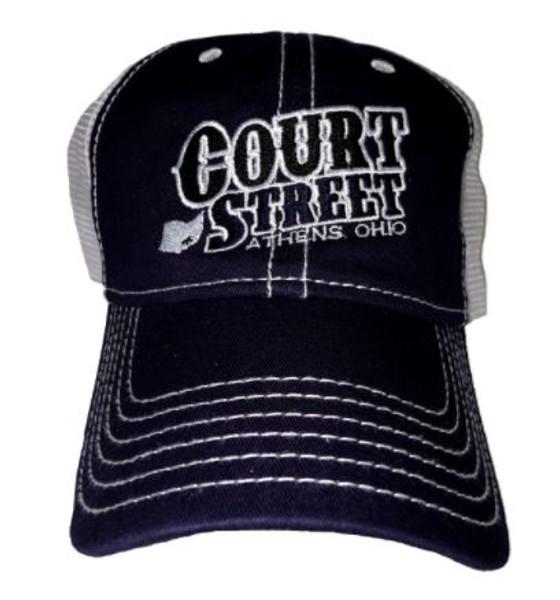 Court Street Trucker Hat