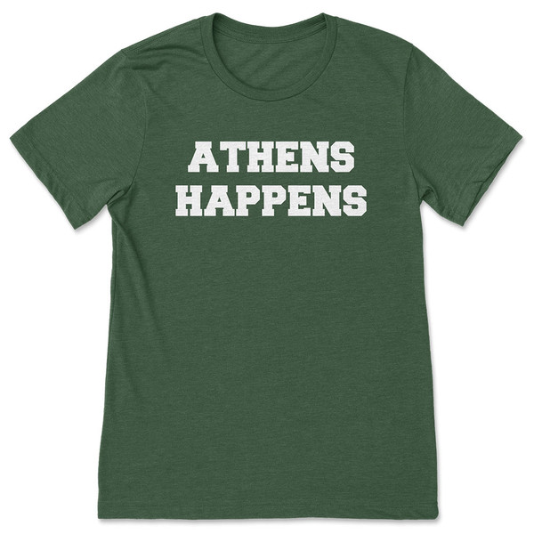 Athens Happens T-Shirt