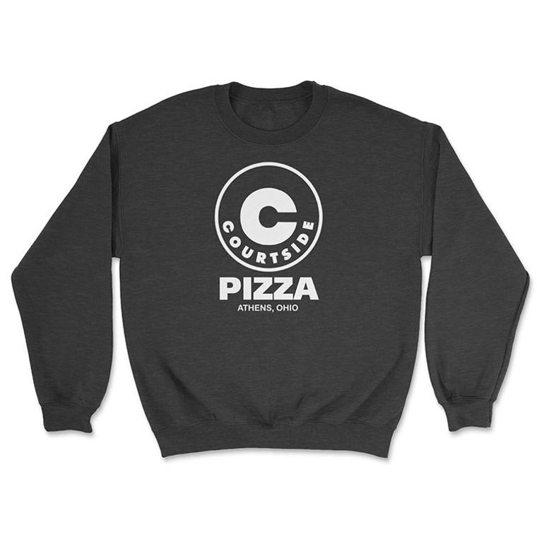 Courtside Pizza Crewneck Sweatshirt