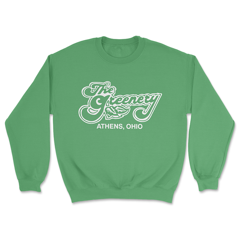 The Greenery Crewneck Sweatshirt