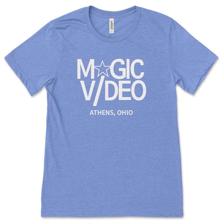 Magic Video Retro T-Shirt
