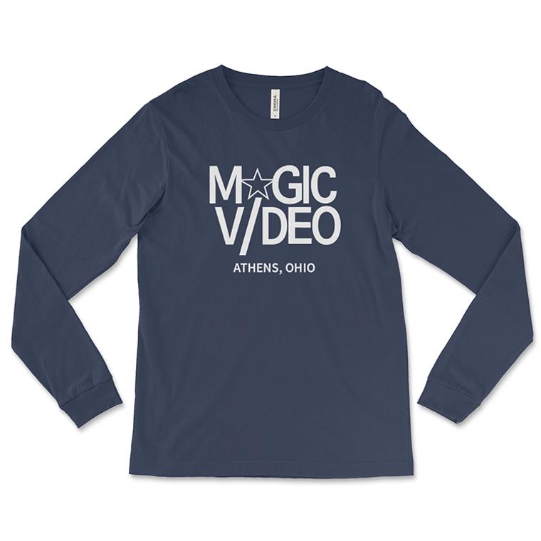 Magic Video Long-Sleeved T-Shirt