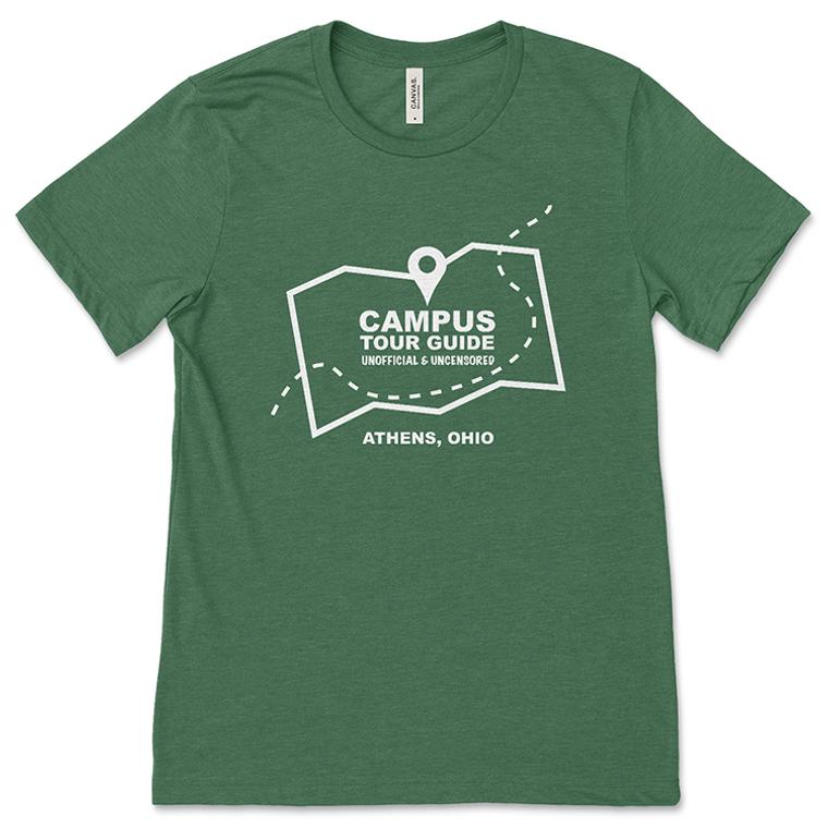 Campus Tour Guide T-Shirt