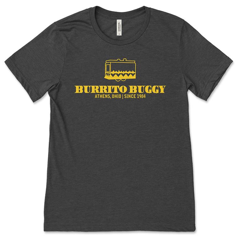 Burrito Buggy Yellow Logo T-Shirt
