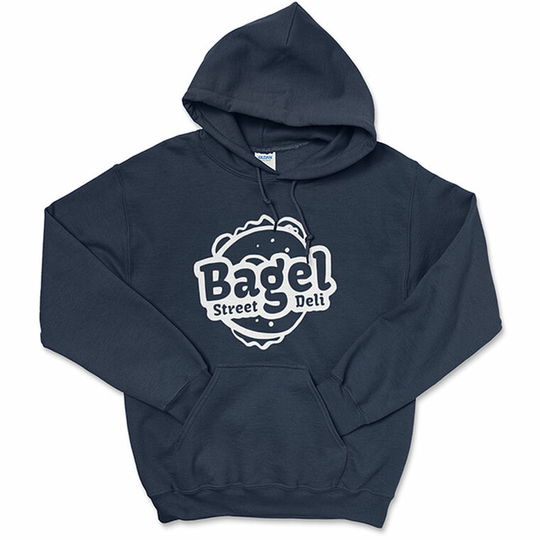 Bagel Street Deli Hoodie