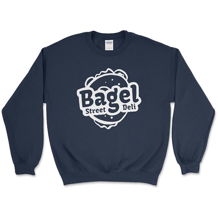 Bagel Street Deli Crewneck Sweatshirt