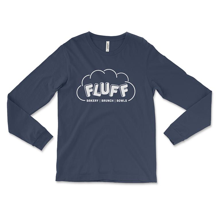 Fluff Long-Sleeve T-Shirt