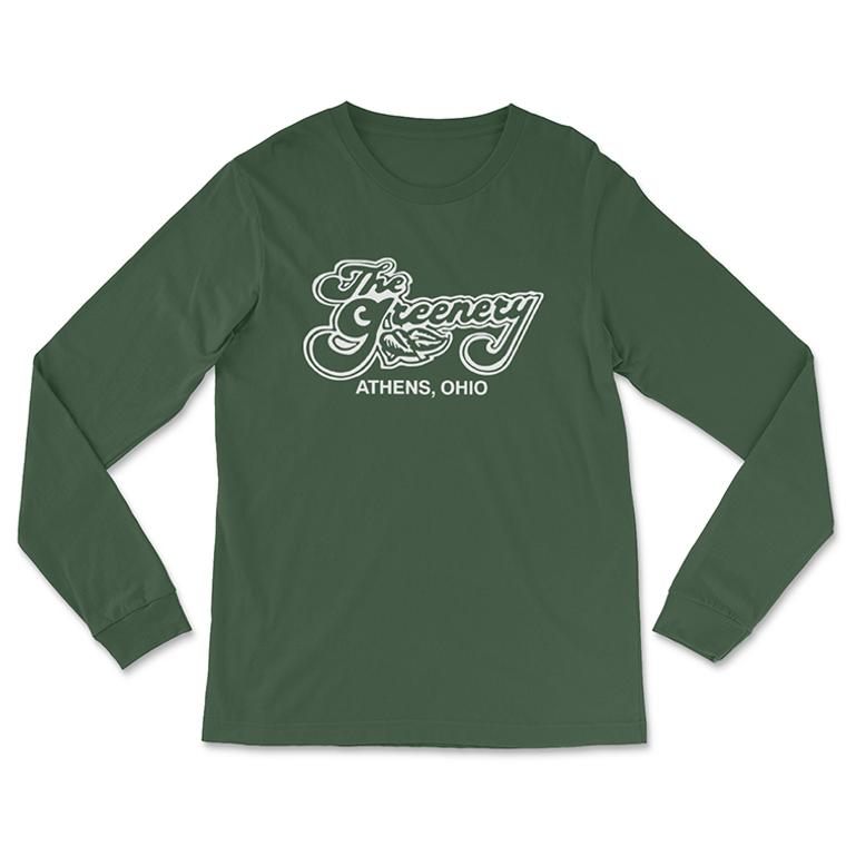 The Greenery Long-Sleeve T-Shirt