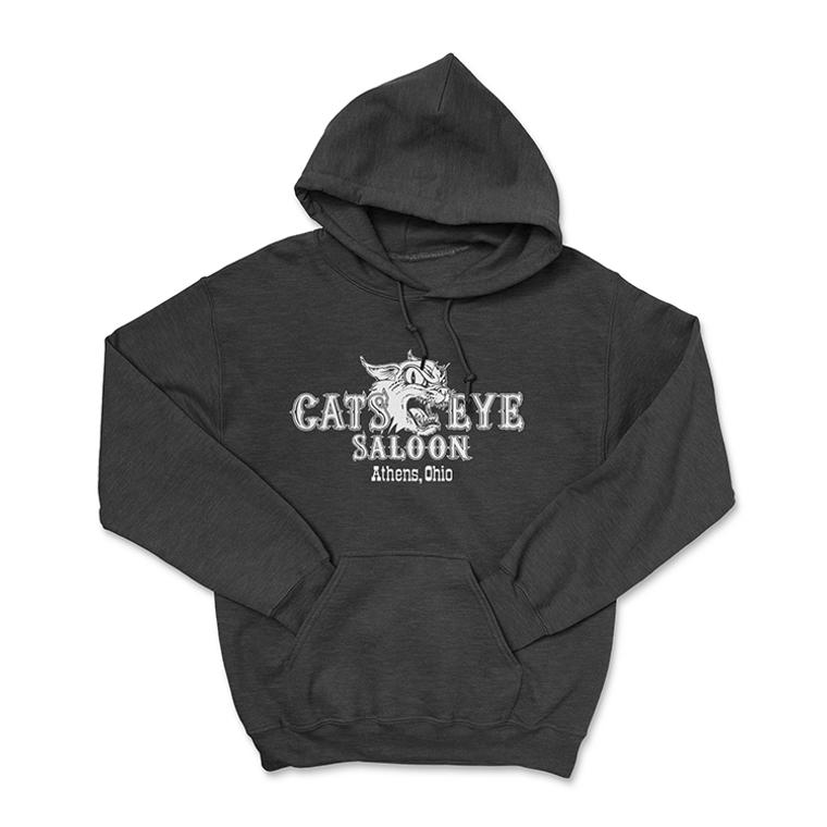 Cat's Eye Saloon Hoodie