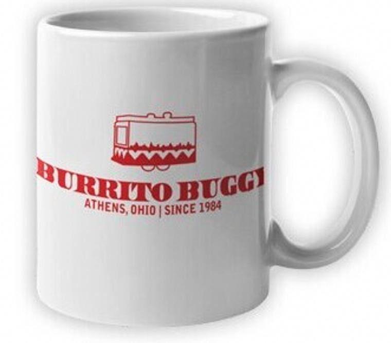 Burrito Buggy Coffee Mug