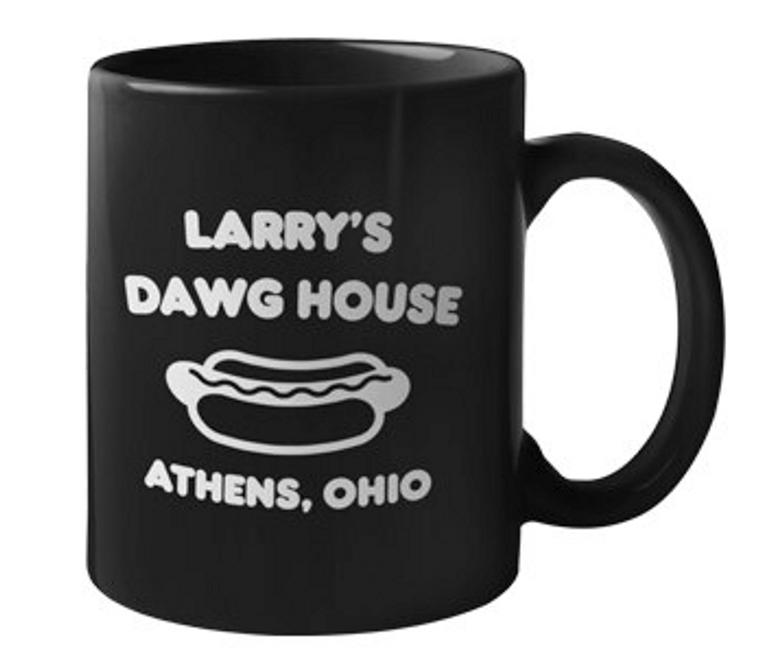 Larry's Dawg House Coffee Mug