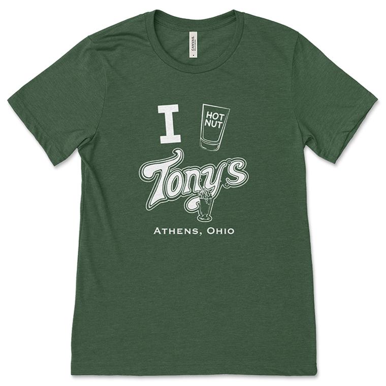 Tony's Tavern Hot Nut Short-Sleeved T-Shirt