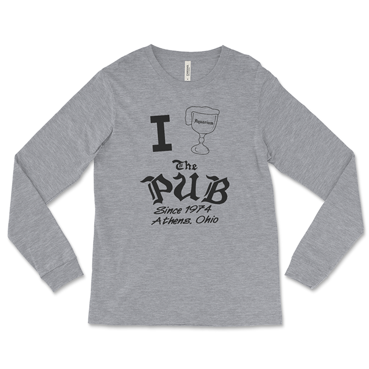 The Pub Aquarium Long-Sleeved T-Shirt