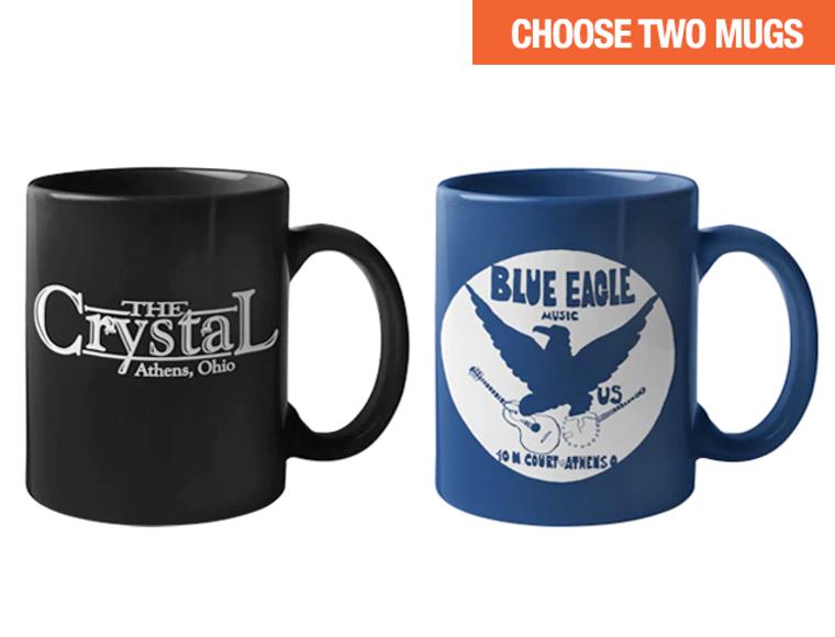 Coffee Mugs  - Mix & Match - Set of 2