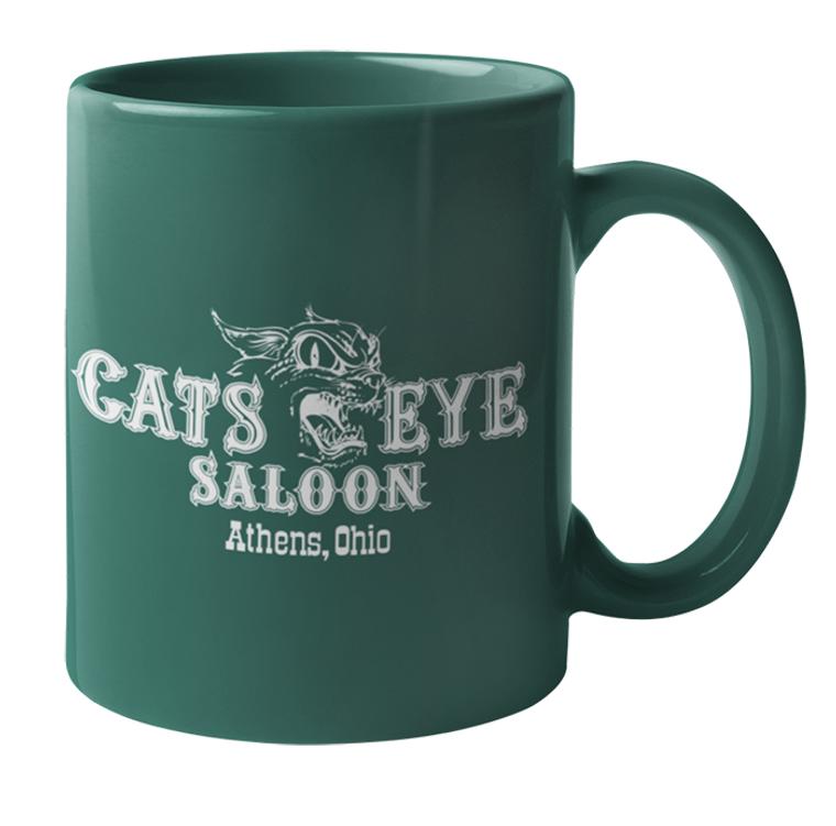 The Cat's Eye Coffee Mug