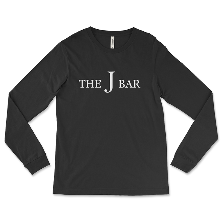 The J Bar Long Sleeve T-Shirt