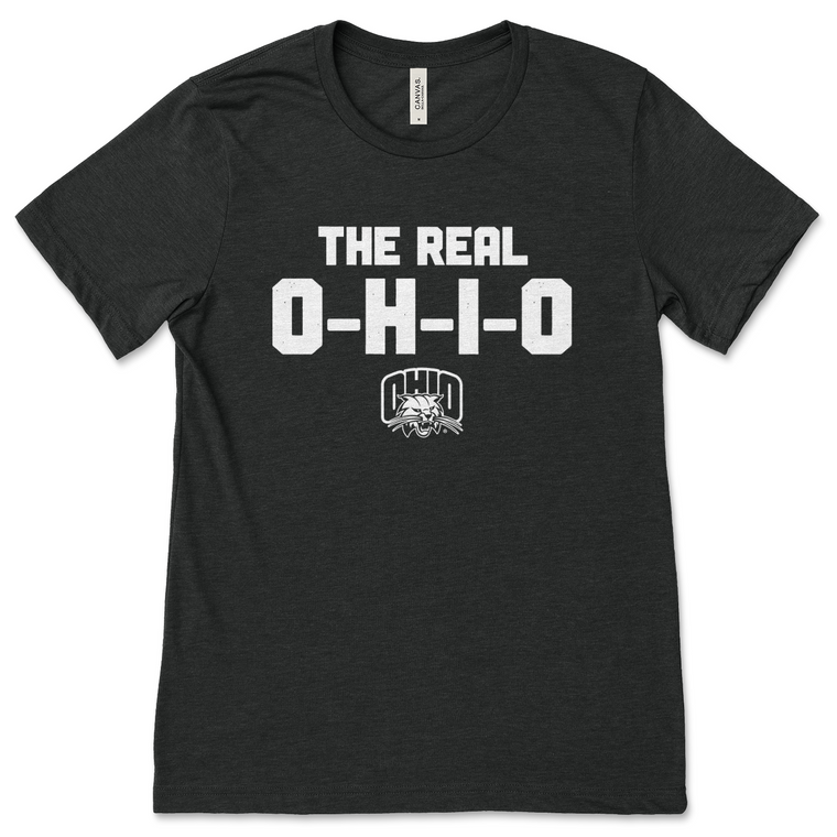 The Real OHIO  | Ohio University T-Shirt